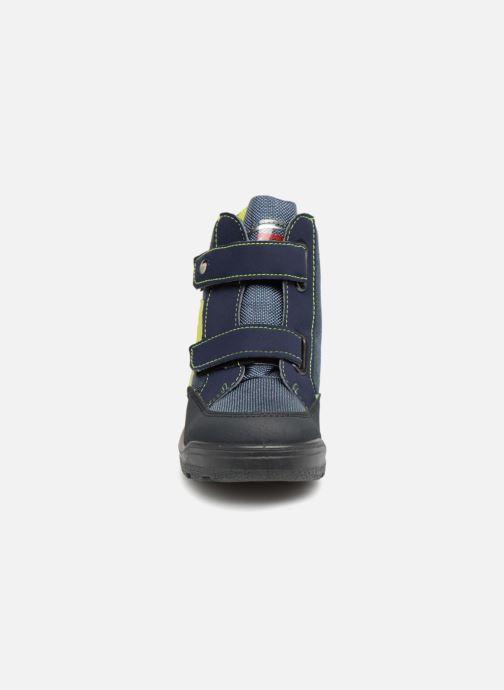 Scarpe sportive Pepino Friso-tex Azzurro modello indossato