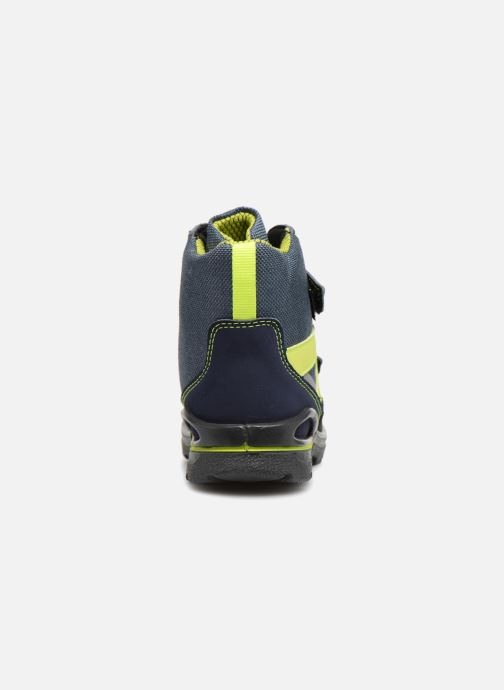 Zapatillas de deporte Pepino Friso-tex Azul vista lateral derecha