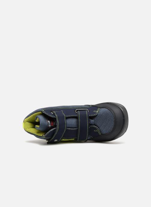 Zapatillas de deporte Pepino Friso-tex Azul vista lateral izquierda