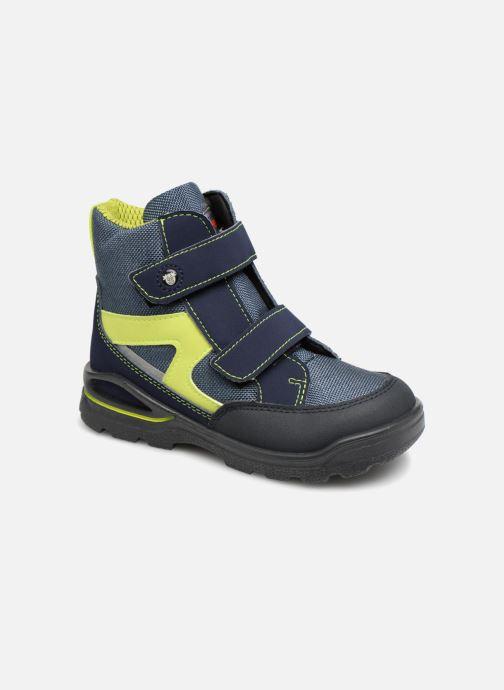Zapatillas de deporte Pepino Friso-tex Azul vista de detalle / par