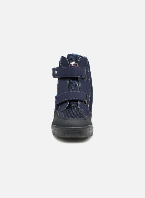 Zapatillas de deporte Pepino Friso-tex Azul vista del modelo