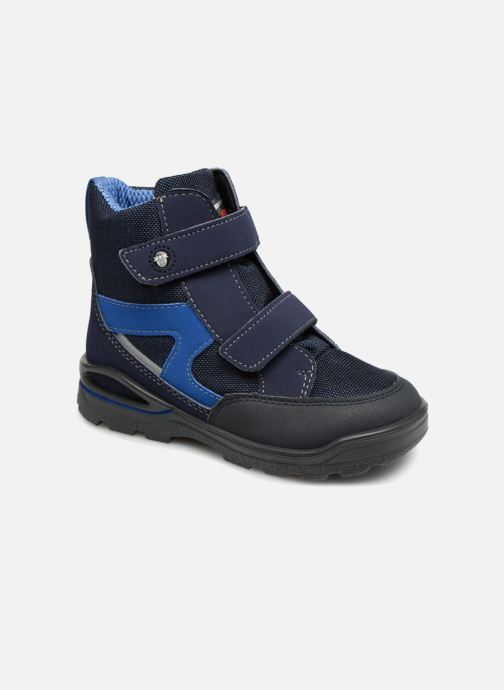 Chaussures de sport Pepino Friso-tex Bleu vue détail/paire