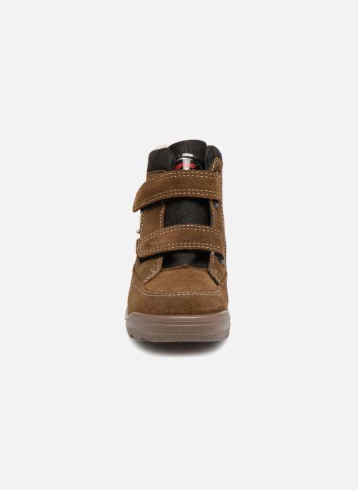 Chaussures de sport Pepino Jim-tex Marron vue portées chaussures