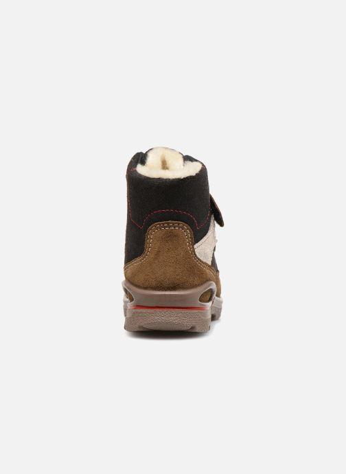 Chaussures de sport Pepino Jim-tex Marron vue droite