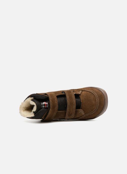 Chaussures de sport Pepino Jim-tex Marron vue gauche