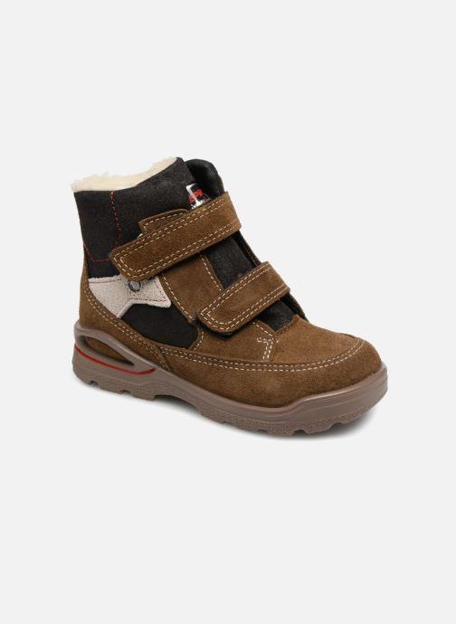 Chaussures de sport Pepino Jim-tex Marron vue détail/paire