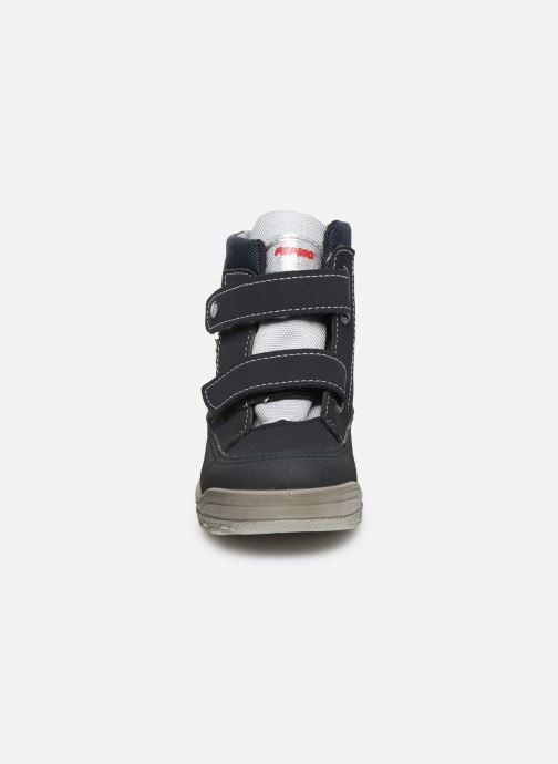 Chaussures de sport Pepino Bixi-tex Bleu vue portées chaussures