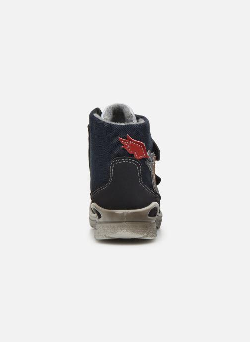 Chaussures de sport Pepino Bixi-tex Bleu vue droite