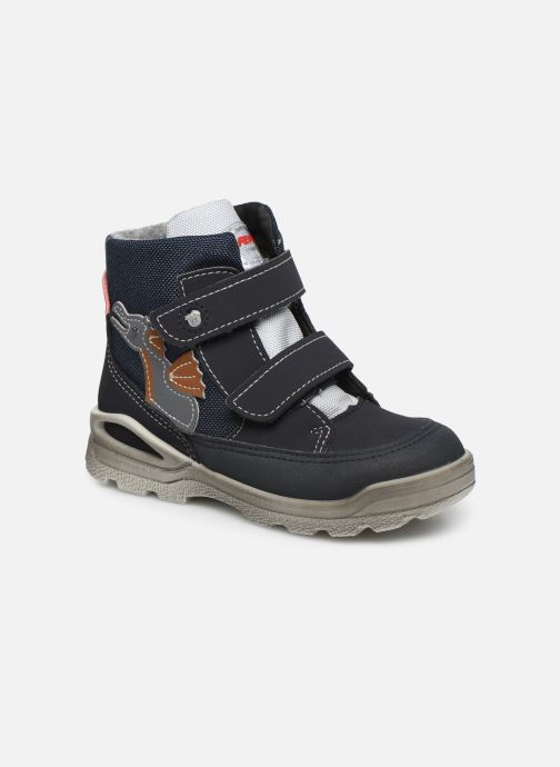 Chaussures de sport Pepino Bixi-tex Bleu vue détail/paire