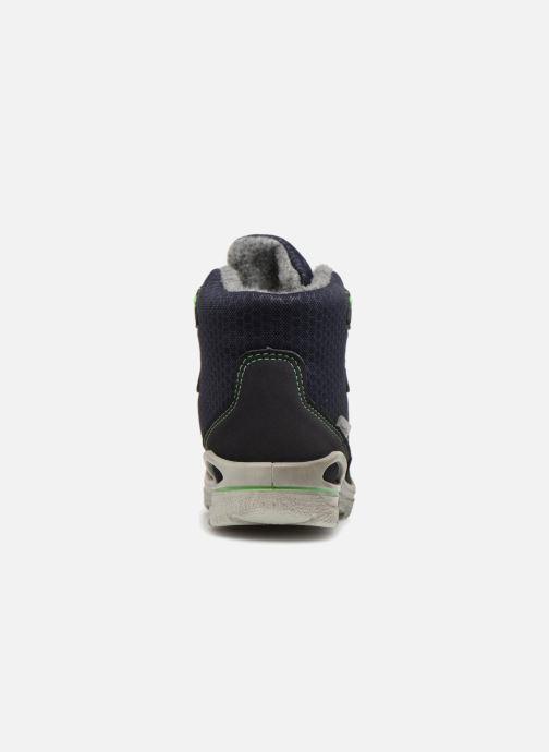 Zapatillas de deporte Pepino Emil-tex Azul vista lateral derecha