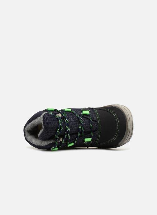 Zapatillas de deporte Pepino Emil-tex Azul vista lateral izquierda