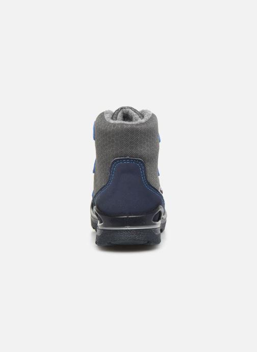 Zapatillas de deporte Pepino Emil-tex Gris vista lateral derecha