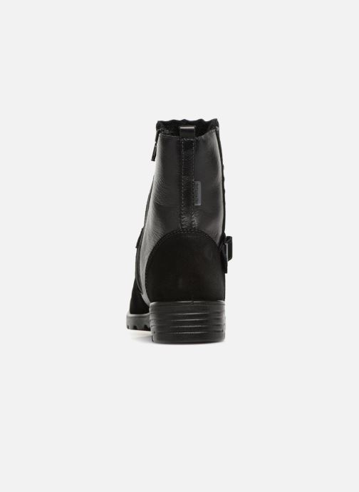 Boots & wellies Ricosta Riva-tex Black view from the right