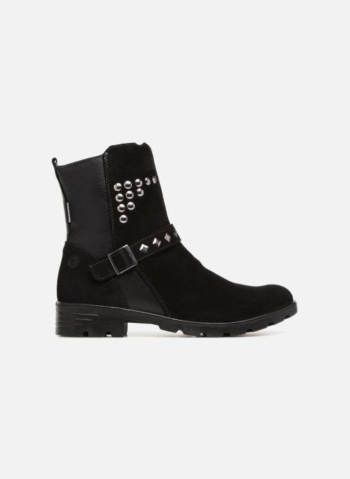 Boots & wellies Ricosta Riva-tex Black back view