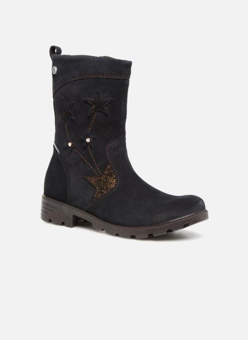 Boots & wellies Ricosta Steffi-tex Blue detailed view/ Pair view