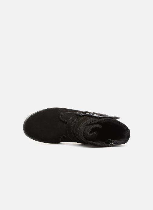 Laarzen Ricosta Zoey-tex Zwart links