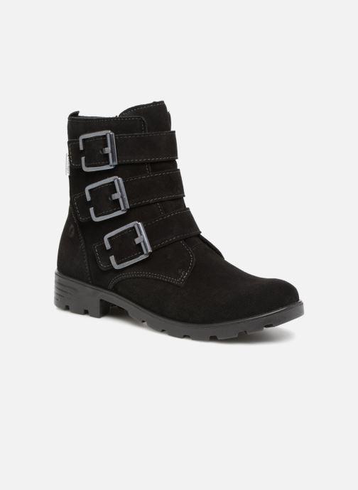 Laarzen Ricosta Zoey-tex Zwart detail