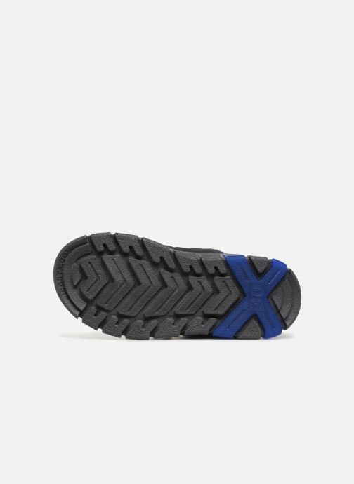 Sportschuhe Ricosta Gabris-tex blau ansicht von oben