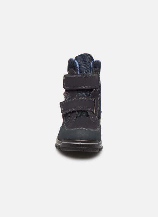 Chaussures de sport Ricosta Grisu-tex Bleu vue portées chaussures