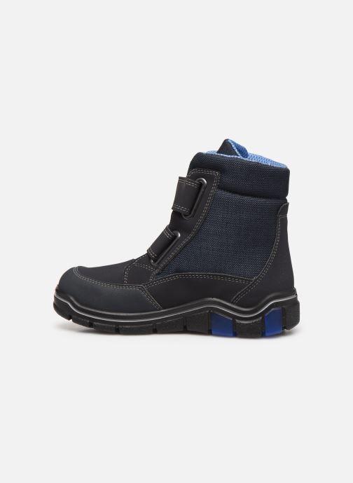 Chaussures de sport Ricosta Grisu-tex Bleu vue face
