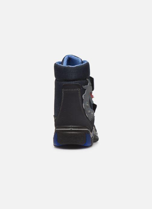 Chaussures de sport Ricosta Grisu-tex Bleu vue droite