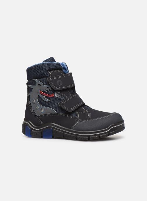 Chaussures de sport Ricosta Grisu-tex Bleu vue derrière