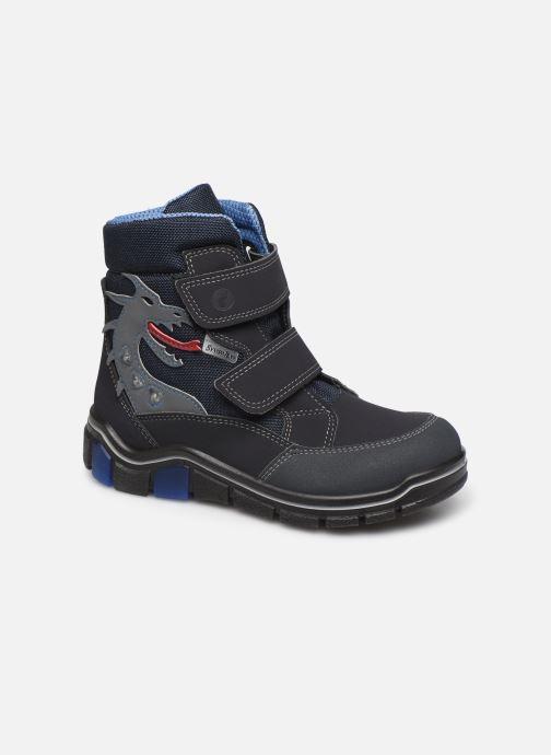 Chaussures de sport Ricosta Grisu-tex Bleu vue détail/paire