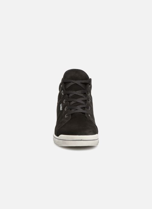 Baskets Ricosta Mael-tex Noir vue portées chaussures