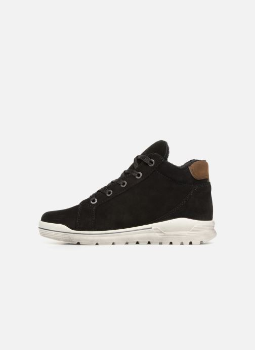 Trainers Ricosta Mael-tex Black front view