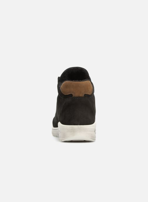 Trainers Ricosta Mael-tex Black view from the right