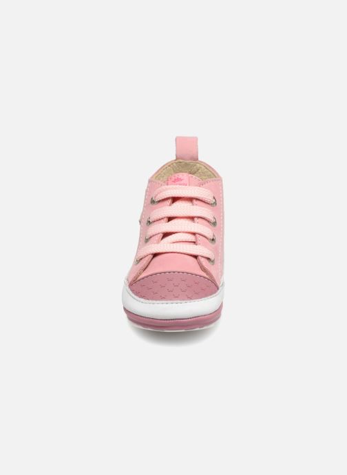 Bottines et boots Shoesme Safia Rose vue portées chaussures