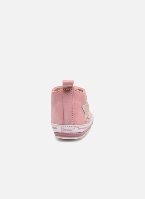 Ankle boots Shoesme Safia Pink view from the right