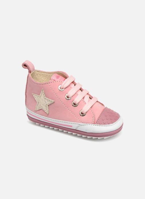 Bottines et boots Shoesme Safia Rose vue détail/paire