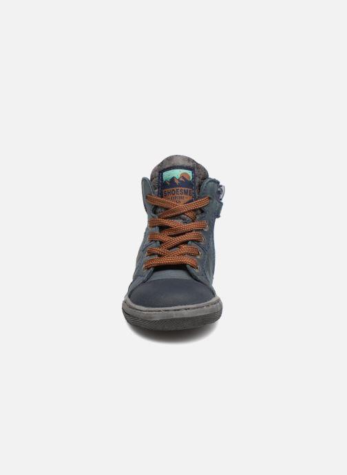 Bottines et boots Shoesme Stanislas Bleu vue portées chaussures