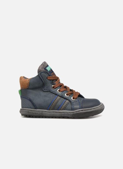 Bottines et boots Shoesme Stanislas Bleu vue derrière