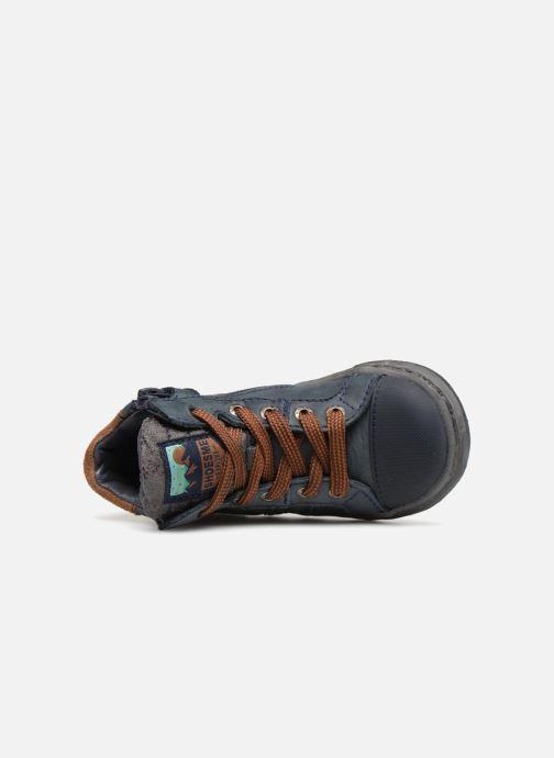 Bottines et boots Shoesme Stanislas Bleu vue gauche