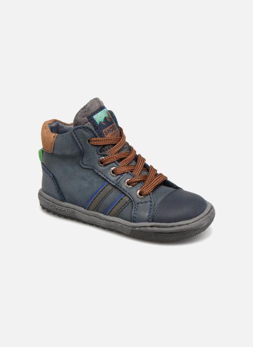 Bottines et boots Shoesme Stanislas Bleu vue détail/paire
