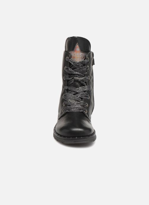 Stiefeletten & Boots Shoesme Livia schwarz schuhe getragen