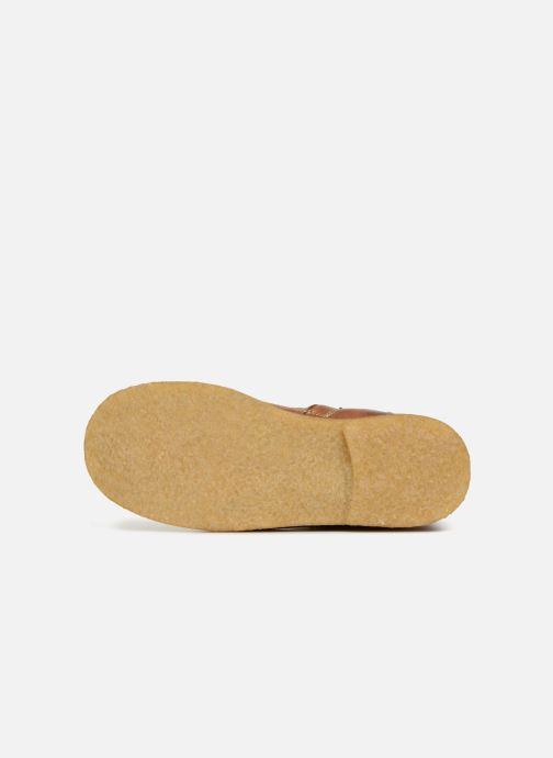 Laarzen Shoesme Solene Bruin boven