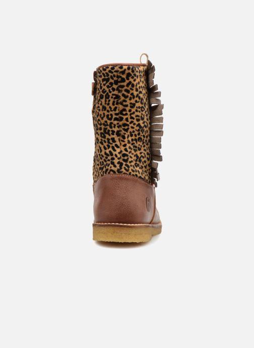 Laarzen Shoesme Selena Bruin rechts