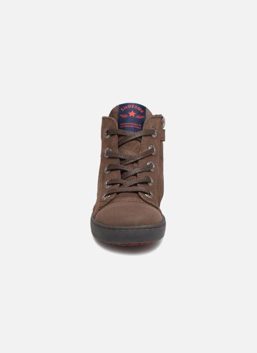 Baskets Shoesme Sean Marron vue portées chaussures