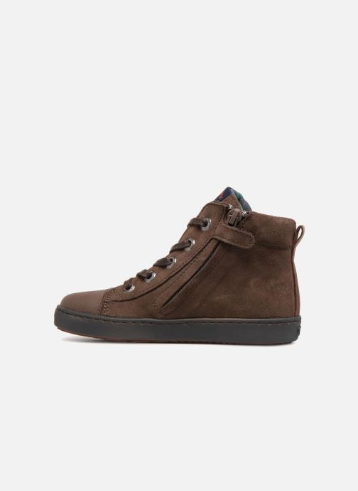 Sneakers Shoesme Sean Bruin voorkant