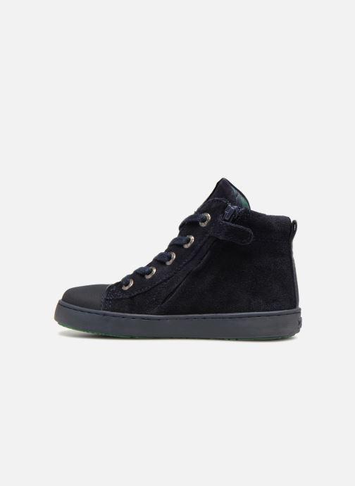 Sneakers Shoesme Sean Blauw voorkant
