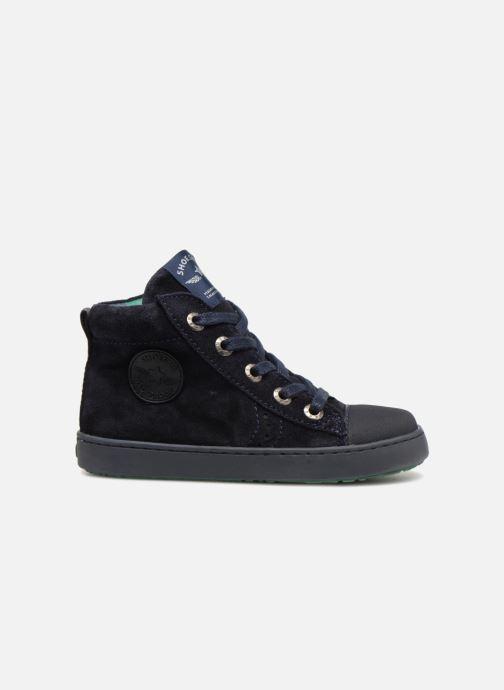 Sneakers Shoesme Sean Blauw achterkant