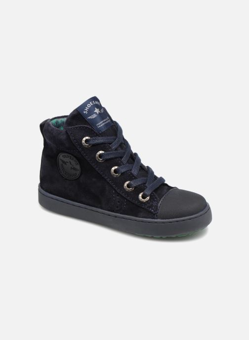 Sneakers Shoesme Sean Blauw detail