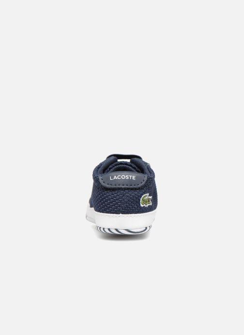 Pantoffels Lacoste L 1212 Crib 318 1 CAB Blauw rechts
