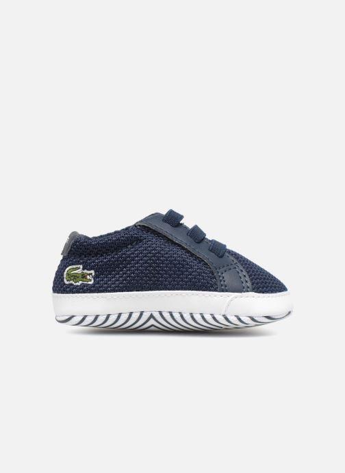 Pantoffels Lacoste L 1212 Crib 318 1 CAB Blauw achterkant