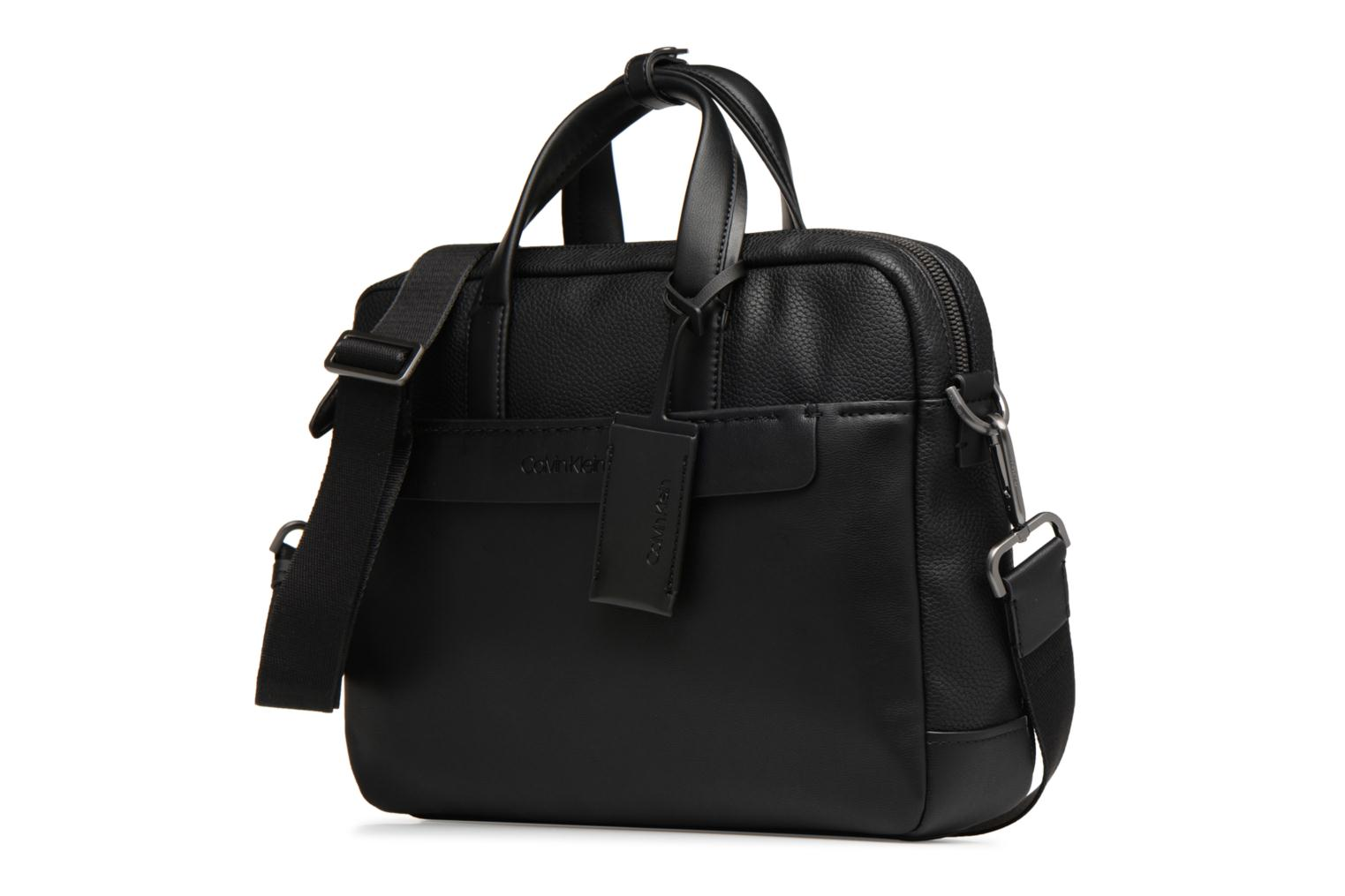 MULTI P TASK Klein Calvin Black LAPTOP BAG Zw80cq