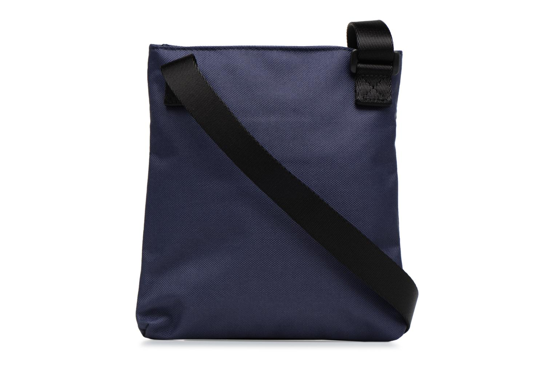 Sacs homme Calvin Klein SPORT ESSENTIAL MICRO FLAT PACK Bleu vue face