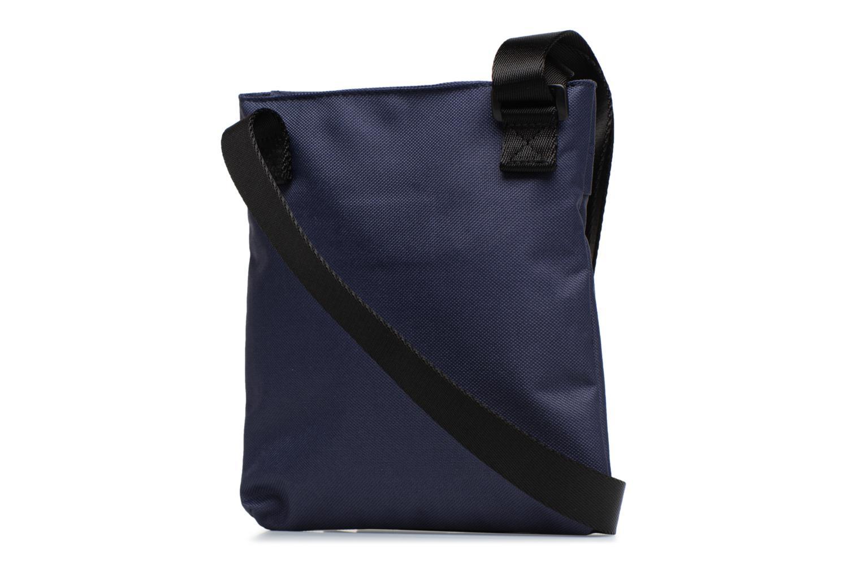Sacs homme Calvin Klein SPORT ESSENTIAL MICRO FLAT PACK Bleu vue droite
